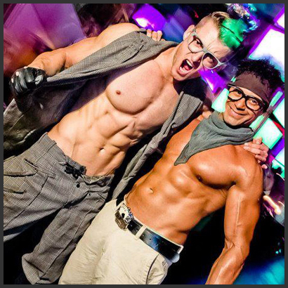 Stripper Cassiano aus Berlin