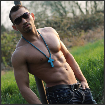 Stripper Felipe aus Berlin