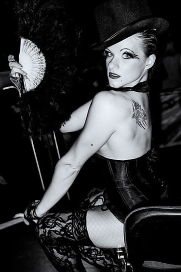 Burlesque Darmstadt - Miss Lee