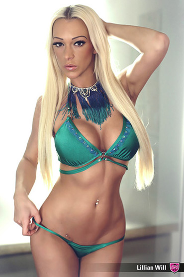 Stripperin aus Heilbronn - Lillian Will