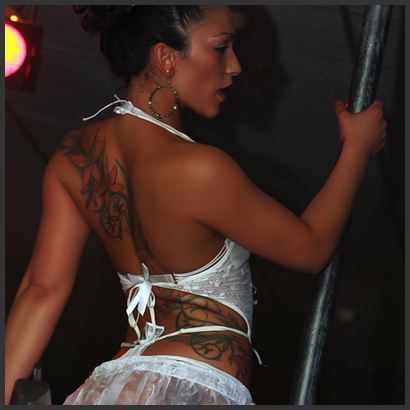 Stripperin Carmen aus Berlin